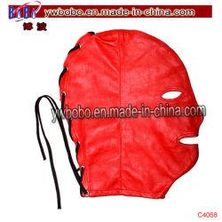 Maskers van het Leer van de Kostuums van de Partij van de Maskers van Halloween de Bijkomende (C4068)