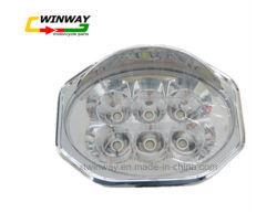 Ww-6053, Cg125 LED 12V-48V, 35W, Motorrad zerteilt Scheinwerfer-vordere Lampe