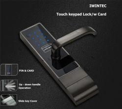 قفل الباب الإلكتروني، قفل الباب بلوحة مفاتيح تعمل باللمس، قفل الباب الرقمي الذكي