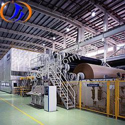 Высокая скорость Kraft Testliner Fluting гофрированной упаковки рулонов бумаги и процессе принятия решений машины/крафт-бумаги, из гофрированного картона и бумаги Linerboard изготовителя машины принятия решений