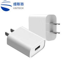 싱글 USB 포트 콘센트 충전기, iPhone11 Xs/Max/XR/X/8/7용 USB 충전기 플러그 충전 호환, 삼성 Galaxy Ss21/20/10/9, Note21/2010/9 A80 90, LG Stylo 6 5