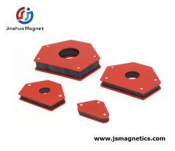 Болт с шестигранной головкой высокого качества сварки магнит под углом 50фунта сварки магниты магнитный держатель для сварки магнитный держатель угла поворота