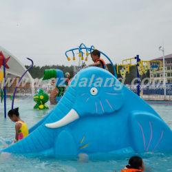 어린이용 소형 코끼리 슬라이드(DL016)