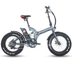 درّاجة كهربائيّة سمين إطار العجلة [موونتين بيك], يطوي درّاجة كهربائيّة ([إب-091])