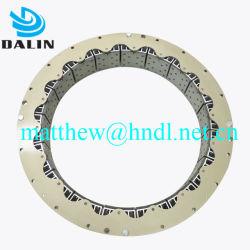 Frizione pneumatica di industria della frizione di uso 37vc650 del laminatoio di sfera di Eaton Airflex