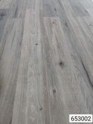 Plástico olhar madeira WPC Spc Lvt PVC Ladrilho de vinil com clique