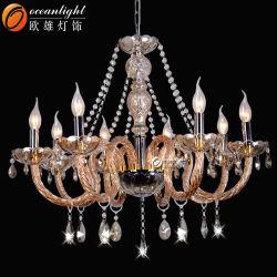 Hotel Luxry iluminação, luzes de luxo para o Lustre Hotel Lamp Omg88623-8