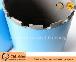 Médaille de bronze soudé Chinshine Diamond forets de base humide de pierre avec un bon prix