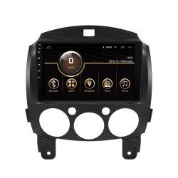 Mazda 2 Mazda2용 Android Car Video GPS 플레이어 2007-2014 차량용 오디오 라디오 스테레오 내비게이션 멀티미디어 시스템 DVD 없음