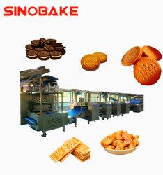 China Advancec Biscoito automática da linha de produção de máquina de fazer biscoitos máquina de cookie