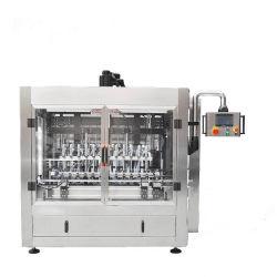 Automatische zelfstromende natte doekjes vulmachine vullijn voor kan-CAN Machine