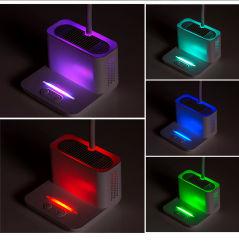 Negatieve ionbatterij LED-tabel USB-interface grote batterij Lamp