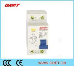 230V 2 Pólos Monofásico, Dispositivo de Corrente Residual RCD RCCB ELCB