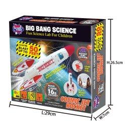 Ciência vapor Toy- Lanuch foguetes