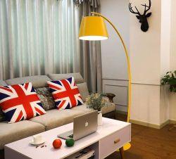 Madeira simples interruptor plana Hotel lente 5x Smart modernas Lâmpadas WiFi para Sala de canto LED desembale e analisar os novos 2021 Luz de piso Coluna de vidro