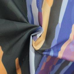 Pongézijde van de Polyester van 100% de Waterdichte met Digitale Druk voor Kledingstuk