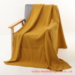 Mulheres queda do lenço de inverno quente Soft Manta de grandes dimensões com finalização cachecóis xale