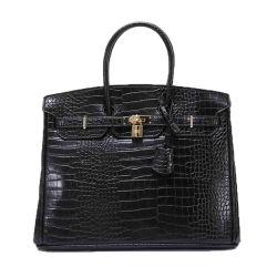 Hot Sell Luxury Crocodile Pattern Women Handbag Designer Handbag Lady حقائب اليد