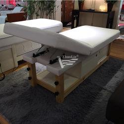 Preiswerter Großhandelspreis-einfache hölzerne Schönheits-Salon-Möbel für BADEKURORT (11D08B)