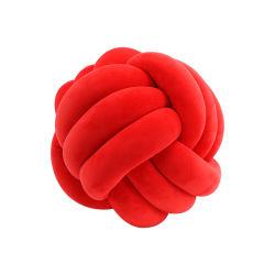 Le bricolage un jouet en peluche Almofadas Président oreiller Coussin de siège Fleur Rose noeud Oreiller pour décoration maison