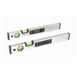 アルミニウム自動水準器の精密磁気ベース360水平な測定のツール