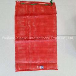 Heiße Förderung Rote Zwiebel Mesh-Taschen, Mesh Produce Bags, Mesh Bags für Zwiebeln