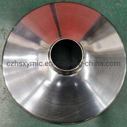 工場価格の車輪は金属回転の部品に縁を付ける