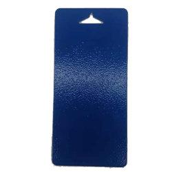 Blauwe RAL kleuren Spray Poeder Coating Paint Crocodile Skin Powder Verf