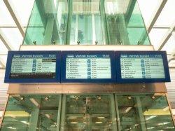 Het Waterdichte OpenluchtLCD van de Raad van de Informatie van het Zonlicht 32inch/46inch Leesbare Scherm voor alle weersomstandigheden voor de Post van de Metro van de Bus van de Spoorweg
