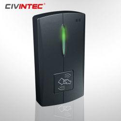 De waterdichte TCP/IP Wiegand Lezer van de Kaart NFC van het Toegangsbeheer RFID Slimme