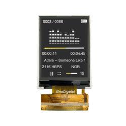 LCD a colori TFT dedicato industriale a 36 pin MCU Ili9341V da 2.4 pollici Schermo di visualizzazione