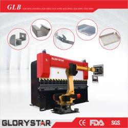 Calidad y Aseguramiento de la moneda china automático hidráulico de prensa de doblado CNC máquina de doblado Precio