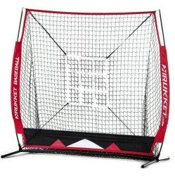 7 * 7 Fuß Baseball Trainingsausrüstung Zubehör Zubehör Zubehör Oxford Tuch Praxis Rebound Netze Match Baseball Batting Netze