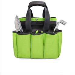 Garten Pflanze Home Organizer Träger Hand Werkzeug Aufbewahrung Tote Bag Für Innen- und Außenbereich mit Taschen
