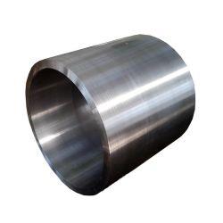 Rouleau de roulement creux en acier forgé OEM avec usinage CNC
