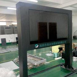 """65 """" Conditionnement d'air de refroidissement de la signalisation numérique 4K écrans de plein air"""