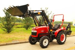 cargadora frontal JINMA Tractor serie zl