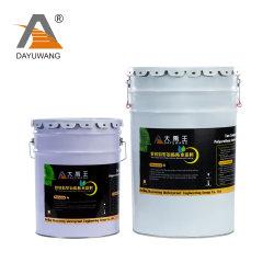 Twee componenten Polyurethaan waterbestendige coating