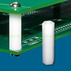 Distanzstück Hu4-406A Kunststoff-Distanzhalter M3 Kunststoff-Distanzhalter