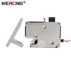 Kerong DC 12V inteligente bloqueo eléctrico sin llave eléctrico de servicio pesado Bloqueo de control para armario de metal/armario de almacenamiento
