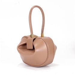 En Stock 2021 Moda mujeres de lujo bolsa de cuero auténtico para mujer Diseño Mayoreo Marca de Tote Mini Purse Crosswbody embrague de la muchacha del hombro Mujer diseñadora Señora bolso
