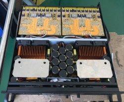 fonte de alimentação de modo de comutação 2200 Watt Amplificador portátil com DSP
