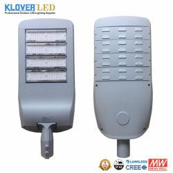 5 ans de garantie IP68 Module IK08 SMD 3030 réglable Rue lumière LED 200W