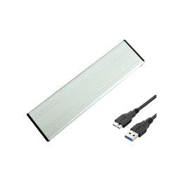 Boîtier pour disque dur SSD PCIE USB3.0 2010 2011 MacBook Air, le lecteur USB externe pour UN1369 UN1370 avec le cas des disques durs SSD, l'appui 12+6 Pin