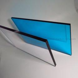 Protégé contre les UV 0,8 mm en plastique 1mm 1,2 mm 1.5mm Anti-Fog protecteur oculaire des lunettes de sécurité en polycarbonate solide feuille de PC
