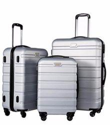 preço de fábrica Carrinho de viagem caso Bag Hardshell ABS leve transportar na mala sala