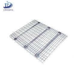 Ground Bridge Stahldrahtgeflecht, Konstruktionsschweißen Stahldrahtgeflecht, Kohlenstoffarmer Stahl Verzinkter Drahtgeflecht