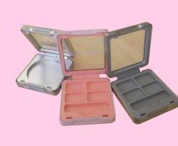 Nuovo contenitore vuoto cosmetico di stagno della polvere del compatto di polvere del soffio del contenitore di prodotti del contenitore di imballaggio dello stagno di stile