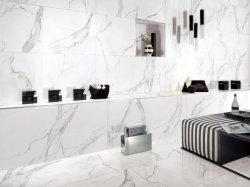 Sneeuw Wit patroon Full Body gepolijst geglazuurd Porselein vloeren Tile-Ysflt126t018PA