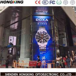 Médias La publicité de plein air signe de la marque d'affichage numérique couleur pleine écran LED de P4